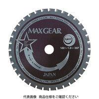 チップソージャパン マックスギア鉄鋼用160 MG-160 1枚 337-0682(直送品)