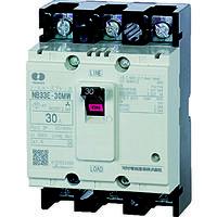 河村電器 分電盤用ノーヒューズブレーカ NB 32E-3MW 1台 334-9934 (直送品)