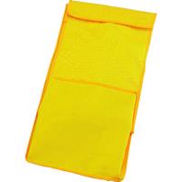 トラスコ中山(TRUSCO) クリーンカート専用袋 黄 TCC-F Y 1台 300-7227 (直送品)