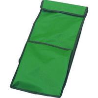 トラスコ中山(TRUSCO) クリーンカート専用袋 緑 TCC-F GN 1台 300-7235 (直送品)