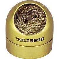 白光(HAKKO) ハッコー599B こて先クリーナー 日中 599B-01 1個 328-4212 (直送品)