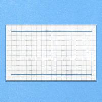 名札 名刺サイズ ハードタイプ 安全ピン&クリップ式 50個 プラス