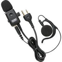アルインコ(ALINCO) アルインコ 業務用イヤホンマイク耳掛けタイプ EME29A 1個 336-5450(直送品)