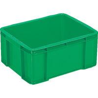 三甲 サンコー サンボックス#28-2 緑 25.8L SK282GR 1個 342-3832 (直送品)