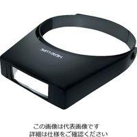 京葉光器 リーフ ヘッドルーペ HD-35 1個 338-0408(直送品)