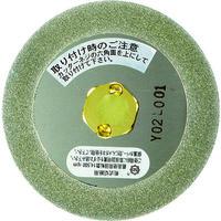 三京ダイヤモンド工業 塩ビカットエースネジ込み一発 100XM10 PEB-N4 1枚 301-6137 (直送品)