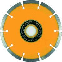 三京ダイヤモンド工業 職人芸セグメント 125mm SE-E5 1枚 335-8500 (直送品)