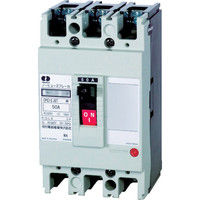 河村電器 分電盤用ノーヒューズブレーカ NX 53E-50W 1個 337-1107 (直送品)