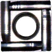 富士元工業 富士元 ウラトリメンーC専用チップ 超硬K種 超硬 SPET06T104 1セット(12個:1個入×12) 338ー0513 (直送品)