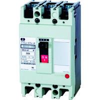 河村電器 分電盤用ノーヒューズブレーカ 定格15A 幅50mm NX 52E-15W 1個 337-1018 (直送品)