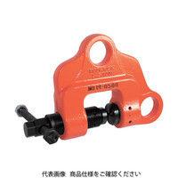 日本クランプ 日本クランプ ねじ式万能型クランプ 3.5 PCA3.5 1台 106ー5661 (直送品)