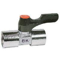 アソー ASOH エースボール 圧力計用 PF3/8XPF3/8 BK1033 1個 108ー8491 (直送品)