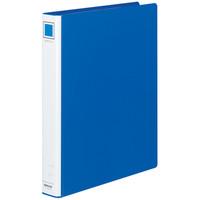 コクヨ リングファイル貼り表紙タイプ 丸型2穴 A4タテ 背幅45mm 青 フ-430NB