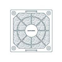 山洋電気 SanACE 樹脂フィルターキット (120用) 109-1000F20 1枚 353-2101 (直送品)