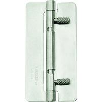 スガツネ工業 LAMP ワンタッチリリースヒンジHGーOTB75(170ー090ー943) HGOTB75 1個 344ー8991 (直送品)