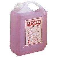 マイト工業 マイト スケーラ焼け取り用電解液 SUS4000B4L 1本 351ー7942 (直送品)