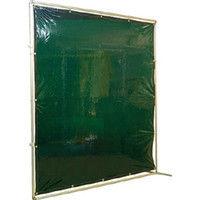 吉野 吉野 遮光フェンスアルミパイプ 2×2 接続固定 グリーン YS22JFG 1台 352ー8839 (直送品)
