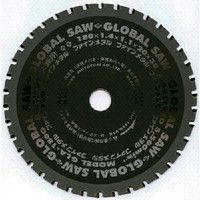 モトユキ モトユキ 鉄・ステンレス兼用 GLA110G 1枚 354ー5601 (直送品)