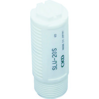 CKD CKD サイレンサ樹脂ボディタイプ SLW6S 1個 353ー1686 (直送品)