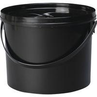 DICプラスチック DSPシリーズFタイプ 5F蓋付 黒 DSP-5F BK 1個 354-4729 (直送品)