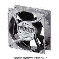 山洋電気 ACファン(80×25mm AC100V-プラグコード付属) S-109S050 1台 353-2372 (直送品)