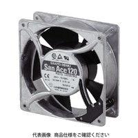 山洋電気 SanACE ACファン(80×25mm AC200Vープラグコード付属) S109S051 1台 353ー2381 (直送品)