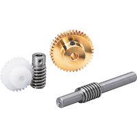 協育歯車工業 KG ウォーム W1SUR1PB 1個 355ー4414 (直送品)