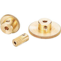 協育歯車工業 KG 平歯車 S50B16KP0803 1個 355ー0877 (直送品)