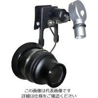 京葉光器 リーフ クリップライト付アイルーペ CPE-100LED 1個 355-6808 (直送品)