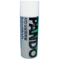 スリーボンド(ThreeBond) さび止め潤滑剤 パンドー18C 420ml グリース状皮膜 TB18C 1本 126-2513 (直送品)