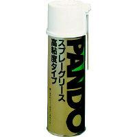 スリーボンド(ThreeBond) スプレーグリース焼付防止剤 パンドー 高粘度タイプ 340ml TB182B 1本 126-3358 (直送品)