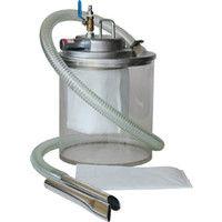 アクアシステム(AQUA SYSTEM) エア式掃除機 乾湿両用クリーナー(オープンペール缶用) APPQO550 1台 356-0317 (直送品)