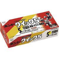 コニシ コニシ ボンドクィック5 80gセット(箱) #16131 BQS80 1セット 103ー4073 (直送品)
