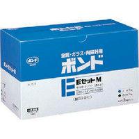 コニシ コニシ ボンドEセットM 2kgセット(箱)中粘度 M #45127 M BE2 1セット 112ー6369 (直送品)