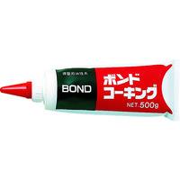コニシ(Konishi) ボンドコーキング グレー 500g(箱) #51012 BC-500 1本 103-6181 (直送品)