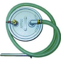 アクアシステム(AQUA SYSTEM) 液体専用エア式掃除機 オイル用オープンペール缶専用ポンプ APPQO 1台 353-8800 (直送品)
