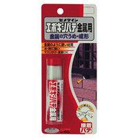 セメダイン セメダイン エポキシパテ金属用 P60g HC116 1本 309ー0710 (直送品)