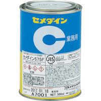 セメダイン 575F 500g RK-127 1缶 335-0592 (直送品)