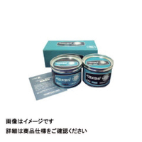 ベロメタルジャパン ベロメタル 標準型1.0kg(2液タイプ) BM10 1セット 123ー0361 (直送品)