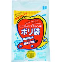 積水フィルム(SEKISUI) 90型ポリ袋 透明 #7 N-9615 1袋(10枚) 305-7267 (直送品)