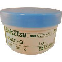 信越化学工業 信越 ハイバックG高真空用 50g HIVACG50 1個 126ー0944 (直送品)