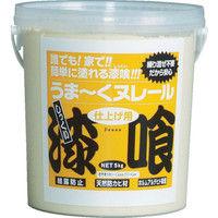 日本プラスター 日本プラスター うま~くヌレール 5kgクリーム色 12UN02 1個 361ー2767 (直送品)