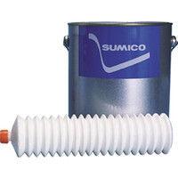 住鉱潤滑剤 グリース(食品機械用) ホワイトアルコムグリースNo.1 2.5kg WAG-25-1 1缶 121-8816 (直送品)
