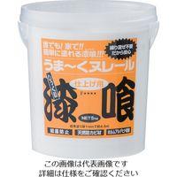 日本プラスター 日本プラスター うま~くヌレール 5kg 白色 12UN01 1個 361ー2759 (直送品)