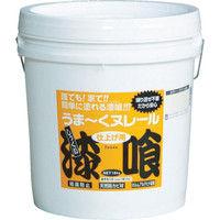 日本プラスター 日本プラスター うま~くヌレール 18kg 白色 12UN21 1個 361ー2775 (直送品)