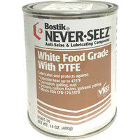 BOSTIK(ボスティック) ネバーシーズ PTFEグリス食品グレード 400G NSWT-14 1個 323-6161 (直送品)