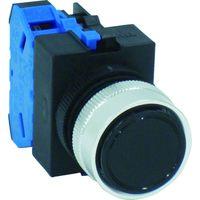 IDEC(アイデック) 平形押しボタンスイッチ ABW110B 1個 387-0260 (直送品)