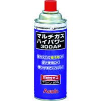 アサダ(ASADA) マルチガスハイパワー300AP R35504 1個 376-0405 (直送品)