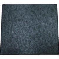 イノアックリビング カームフレックス 制振材 黒2×1000×1000(粘着材付) RZ2 1枚 385ー5325 (直送品)