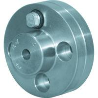 イノテック(INNOTECH) フランジ形たわみ軸継手CL呼び径112 CL112SET 1個 385-3870 (直送品)